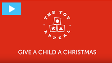 The Toy Appeal YouTube Thumbnail 2017
